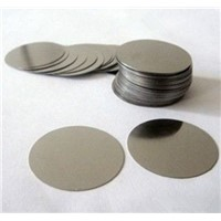 Factory Direct Sale High Purity 99.95% Molybdenum Round Sheet with superior quality
