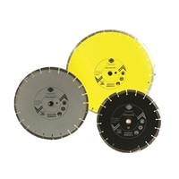 Laser Welded Diamond Saw Blade for Flat Sawing Equipment