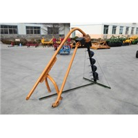 Tractor post ground hole digger earth Auger, earth driller for sale