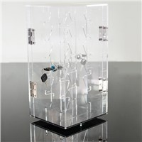 acrylic showcases