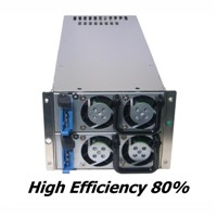 2U  Redundant Power Supply (DC to DC)