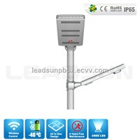 30w off grid integrated solar power outdoor lighting solar led street light price list