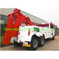 HOWO OBSTACLE TRACTOR TRUCK-20TON