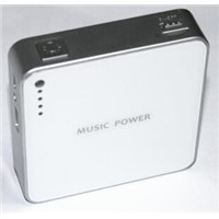 New Arrival  Power Bank with MP3 player