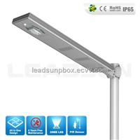 Super bright led all in one solar garden  light with OEM manufactury