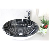 Wash Basin Glass BowlModern Bathroom Basin  N-229