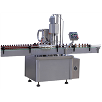 XG-1 Chuck Capping Machine