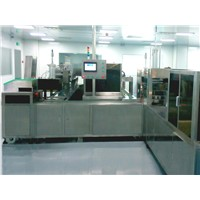 Disposable vacuum blood collection tube assembly line-full automatic machine-processing machine