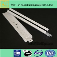gypsum ceiling t bars/samples can be provided free