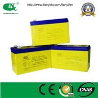 High capacity 12V7AH lead acid battery for electric scooter