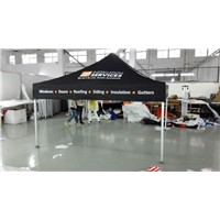 Aluminum pop up tent for trade show display
