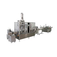 Best Selling Powder Filling and Capping Machine