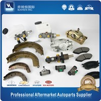 China Suppliers Full Range Auto Brake Parts