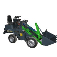 300kg battery loader with cheap loader price