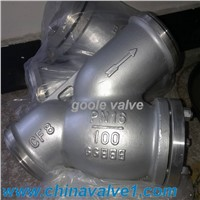 Socket Welded and Butt Welded Y Type Strainers