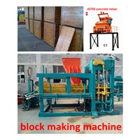 China factory directly sale automatic cement slab production line