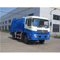 Compression Garbage Truck 12-14m3
