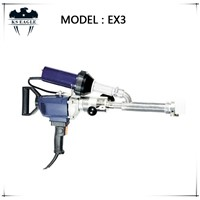 palstic extrusion welding gun