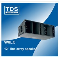 Martin Style 3-way Line Array Audio Equipment  (W8LC) For Medium/Large Scale Sound Even Management