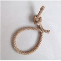 Jute Rope 6mm  Raw Jute Rope for Shibari / Kinbaku