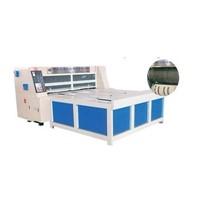 Pizza box carton rotary die cutting machine