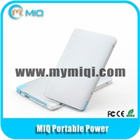 Ultrathin pocket size portable power bank 3500mah with low price