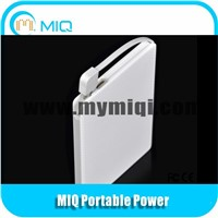 2015 fashion portable charger power bank 1000mah