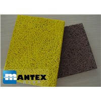 Wood Wool Acoustic Panel Sound insulation Boards Wall Acoustic panels Ceiling Acoustic Panels