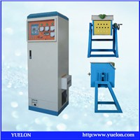 240KW medium frequency induction hot melting furnace/induction melting machine power on sale