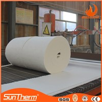 Industrial oven insulation ceramic fiber blanket