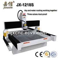 JIAXIN JX-1218S Stone letters CNC engraving machine , stone engraving machine