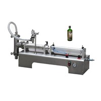 One Head Liquid Filling Machine