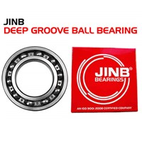 6205 6205-2RS 6205-ZZ 6205LLU 6205DDU 6205-2RSNR Ball bearing JINB