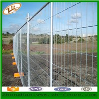 mobile temporary welded wire mesh fence