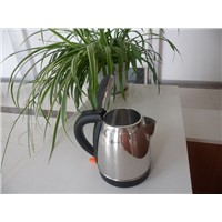 2015 Factory Price New Arrivals Top Quality 1.2L Normal Stainless Steel Kettle (YX-HR304A)