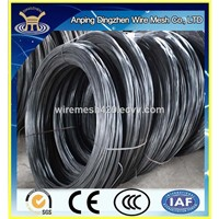 China Factory Best Selling Cheap Black Annealed Iron Wire Price