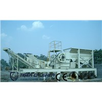 China Best Price Mobile Jaw Crusher