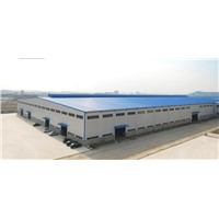 Steel Structure Prefabricated Workshop Building