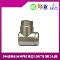 High quality  zinc alloy bnc connectors with nickle plating DC-0802
