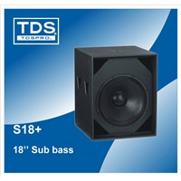 Martin 18inch Speaker S18+ Subwoofer For Pa Audio Professional Speaker