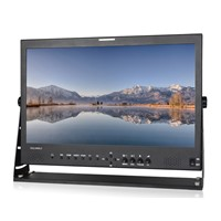 "21.5""High Resolution 1920x1080 and High Contrast 3000:1 IPS Panel Full HD SDI Monitor"