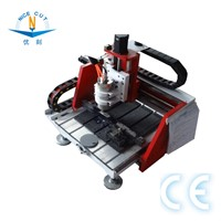 NC-A4040  milling machine for metal desktop mini lathes