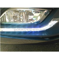 LED auto lamp LED daylight