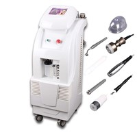 Oxygen jet facial machine