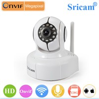 TF card wifi ip camera wireless video camera Security police 720P Wifi P2P HD wireless alarm system
