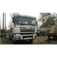 Used Howo Mixer Truck  with nice working condition