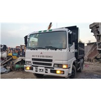 USED Mitsubishi  heavy dump truck for construction machine