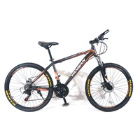 21Speed mountain bike with aluminum alloy frame