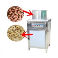stainless automatic cashew nut peeling machine