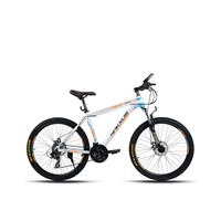 Aluminum alloy suspension with 24-speed mountain bike